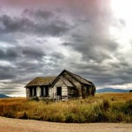 Abandoned House - Swan Valley, Idaho