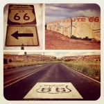 Roadtrip Day 11: Santa Rosa NM - Williams AZ