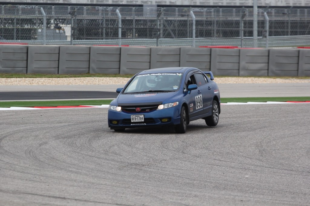 Honda Civic Si - Circuit of the Americas COTA