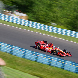 Indycar returns to the glen